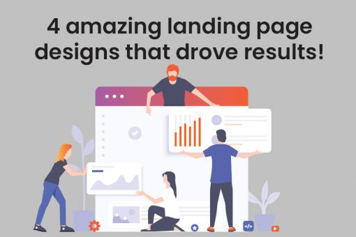 Landing Pages Design